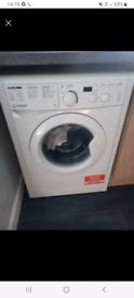 2 times used Indesit washing machine 7kg