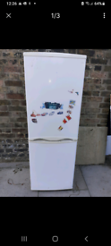 Fridge freezer very cheap and can be seen working.