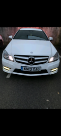 Mercedes-Benz C220 amg C-Class