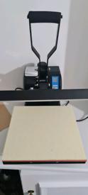 Clamshell Tshirt printing Machine
