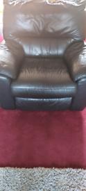 FREE Black Reclining Chair
