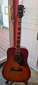 Rare Ibanez Acoustic (pre-lawsuit era)
