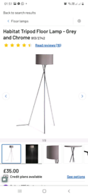 Floor Lamps half price SALE NOW ON. RBW Clearance Outlet Leicester Cit