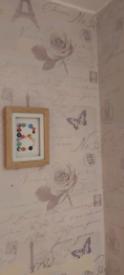 Calligraphy design Wallpaper - 2 rolls