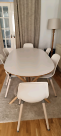 Table chairs Ikea