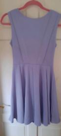 Lilic dress. Skater size 10 miss selfridge