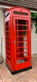 K6 phonebox wanted