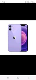 I phone 12 mini 64gb