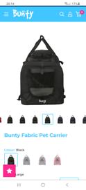 XL bunty pet carrier