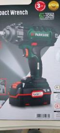 Impact Gun 20v cordless