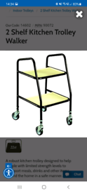 Disabled trolly