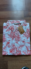 Mountain warehouse 3xl tropical printed short sleeved shirt