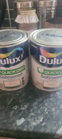 Deluxe Satinwood Paint Soft Stone