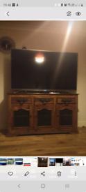 65inch hisense TV cracked screen