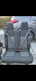 Ford Transit 2015 Minibus seats