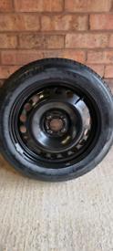 New Car Tyre.