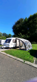 BAILEY PAGEANT 4 BERTH WITH MOTOR MOVER