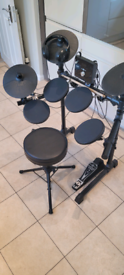 Gear4Music Digital Drums 400 Compact