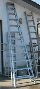 12 Foot Louisville Step Ladder