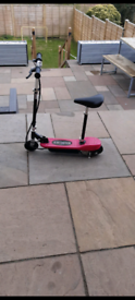 Pink Electric Ride on Scooter £80