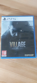 PS5 Game Resident Evil The Village