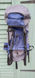 Burgen/rucksack