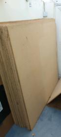 Chipboard Sheets (150cm × 150cm)