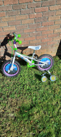 Buzz Lightyear Child's Bike