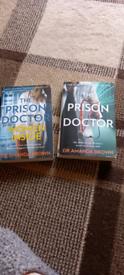 2 Prison Doctor Books