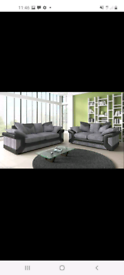 Brand new dino 5 seater corner sofa double padded 3+2 seater
