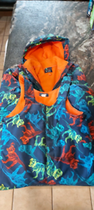 Boys Childrens place winter coat and snow pants