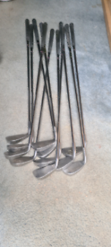 Slazenger Irons Golf Clubs