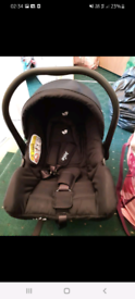 Joie baby's car seat
