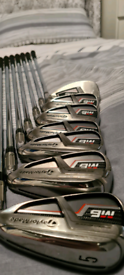 Taylormade m6 irons 5-sw