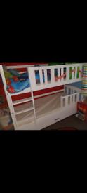 Bunk beds kids shorty 2ft 6