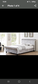Super King Bed - Used