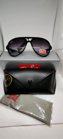 Ray-ban cat 5000 sunglasses
