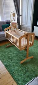 FREE mothercare crib