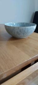 Set of 4 denby bowls