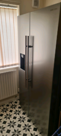 Samsung American fridge freezer (Side by side)