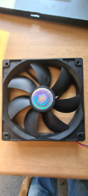 Cooler Master 120mm cooling fan