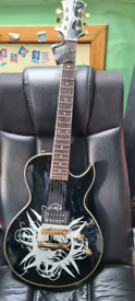 Spear electric guitar £170