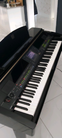 Yamaha Clavinova 405 Polised Ebony