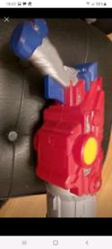 Transformers Nerf Gun