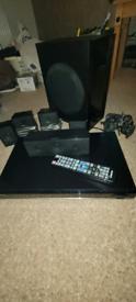 Samsung Surround Sound Blu Ray Player