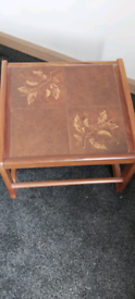 Retro Small coffee table