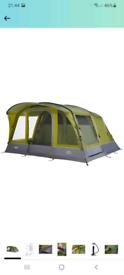 Vango Amalfi 600 airbeam tent with extras