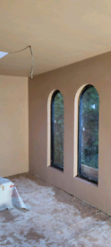 I am offering professional plastering services during the week and in