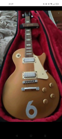 Gibson Les Paul Tribute Pete Townshend Replica