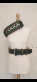 Weight lifting belt (back support) RDX.